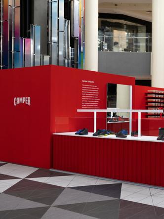 Pop-up бутик Camper по дизайну студии Asketik (фото 10.2)