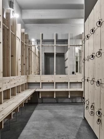 Дуб, бетон и скандинавский дизайн: сауна по проекту Studio Puisto (фото 2.2)