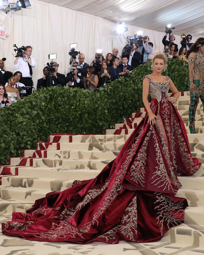 Met Gala 2018: самые красивые платья звезд (фото 9.1)