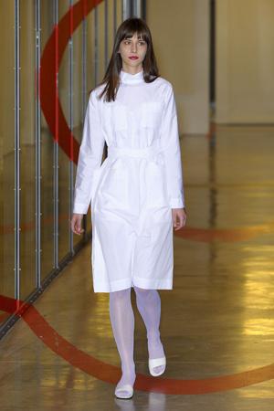 Показ Adeline Andre коллекции сезона Весна-лето 2012 года haute couture - www.elle.ru - Подиум - фото 331509