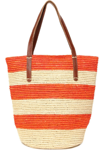 Выбор ELLE: пляжная сумка Sensi Studio в ЦУМе