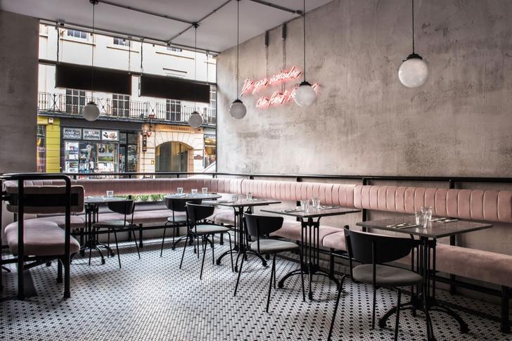Новый ресторан Greenwich Grind в Лондоне (фото 9)
