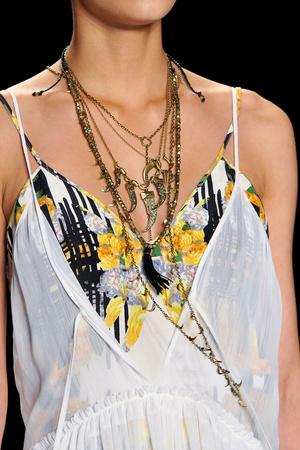 Показ Rebecca Minkoff коллекции сезона Весна-лето 2014 года prêt-à-porter - www.elle.ru - Подиум - фото 557447