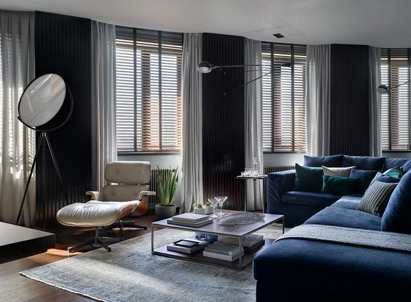 Квартира 108 м²: проект Анастасии Рыковой и Анастасии Божинской (фото 4)