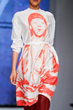 Показ New upcoming designers коллекции сезона Весна-лето 2013 года prêt-à-porter - www.elle.ru - Подиум - фото 452711