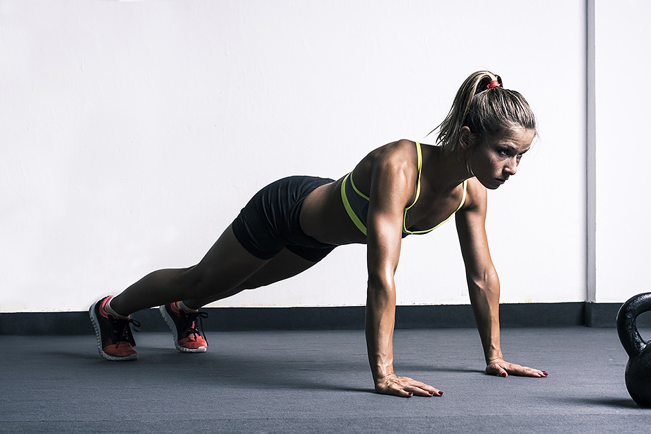 Упражнения, которые не позволят вам похудеть