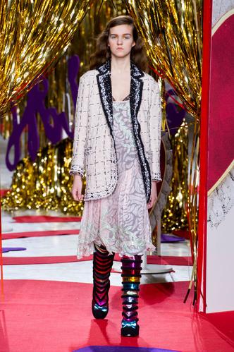 неделя моды в лондоне 2014