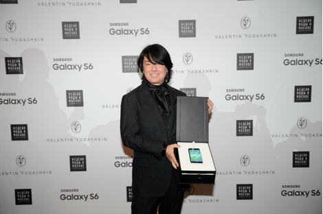 Смарт-fashion: Samsung выступил на Неделе моды в Москве   галерея [1] фото [1]