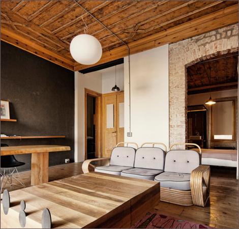 Международная Школа Дизайна – о бутик-отелях Стамбула   галерея [1] фото [1]