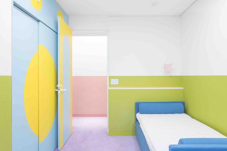 Все цвета радуги: квартира 160 м² в Токио (фото 5)