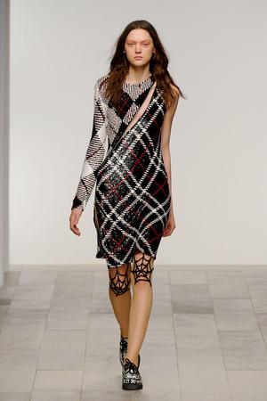 Показы мод Ashish Осень-зима 2011-2012 | Подиум на ELLE - Подиум - фото 2263