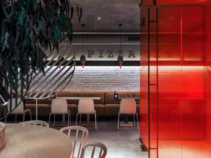 Ресторан PIZZA 22 CM в Москве (фото 3)