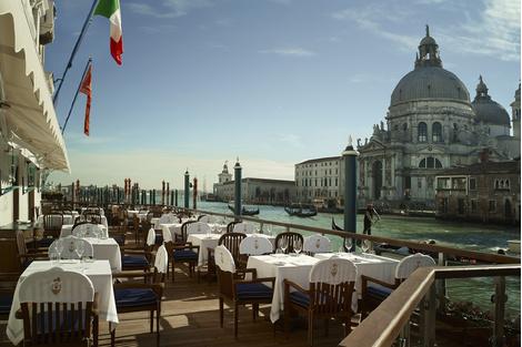Архитектурное достояние Венеции: отель Gritti Palace | галерея [1] фото [2]