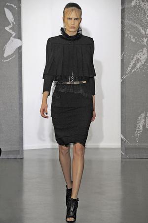 Показ Nina Ricci коллекции сезона Весна-лето 2010 года Prêt-à-porter - www.elle.ru - Подиум - фото 129762