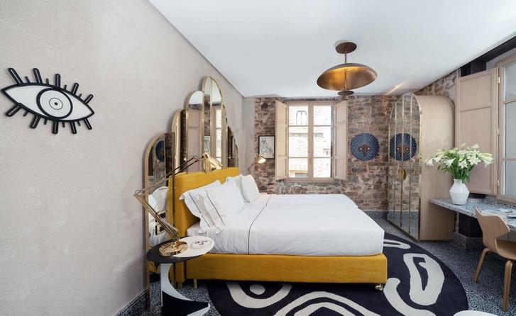 Бутик-отель в старинном палаццо во Флоренции (фото 11)