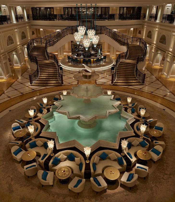Дом Evgeniya Kryukova разработает сервз для арабского отеля (фото 6)