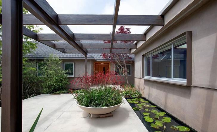 Новый дом Тоби Магуайра в Калифорнии (фото 13)