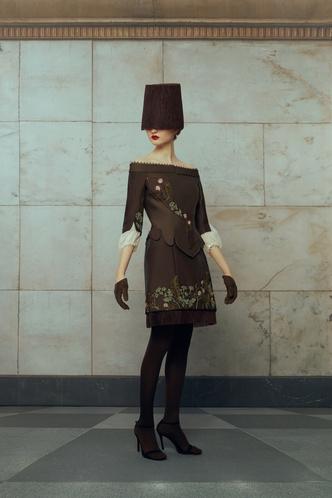 Свадебные платья в стиле 50-х, шляпы и безупречная вышивка: лукбук Edem (фото 4.1)