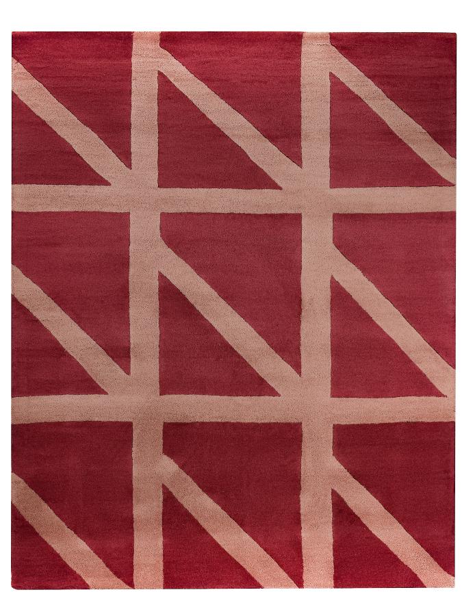 Новые ковры из шерсти их хлопка Tkano (галерея 4, фото 3)