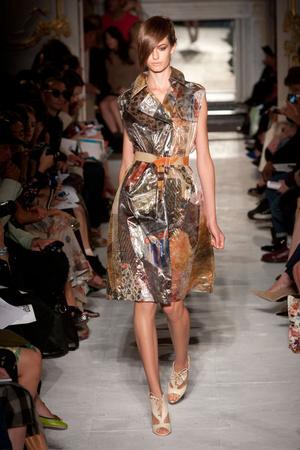 Показ Fashion East коллекции сезона Весна-лето 2013 года prêt-à-porter - www.elle.ru - Подиум - фото 427163