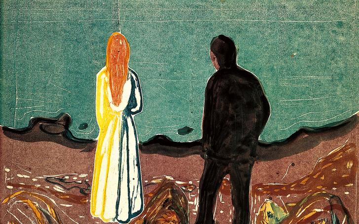 В Третьяковской галерее открывается выставка Эдварда Мунка (фото 8)