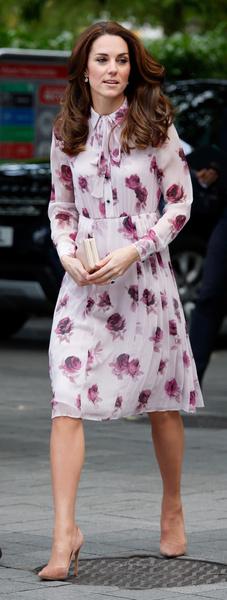 Кейт Миддлтон стиль фото икона стиля одежда платье платья гардероб секреты стиля