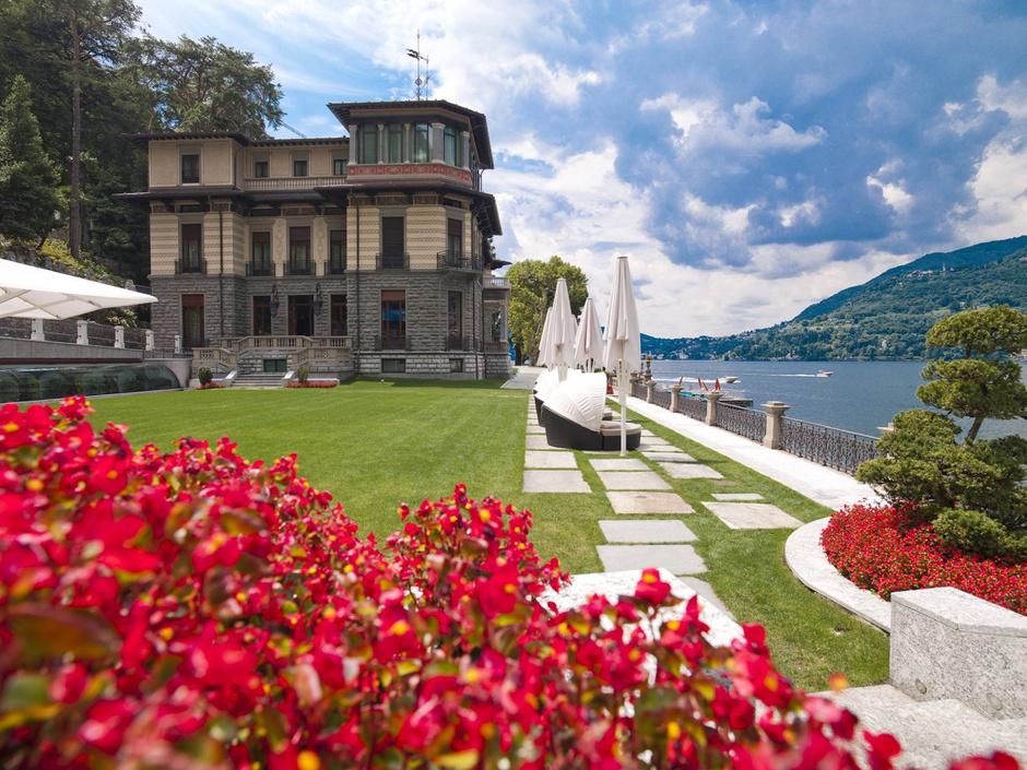 6. CastaDiva Resort & SPA, озеро Комо, Италия