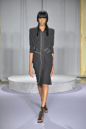 Показ Dominique Sirop коллекции сезона Осень-зима 2009-2010 года haute couture - www.elle.ru - Подиум - фото 87462