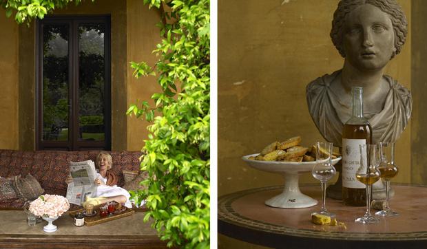 Дома звезд: вилла Стинга в Тоскане (фото 4)