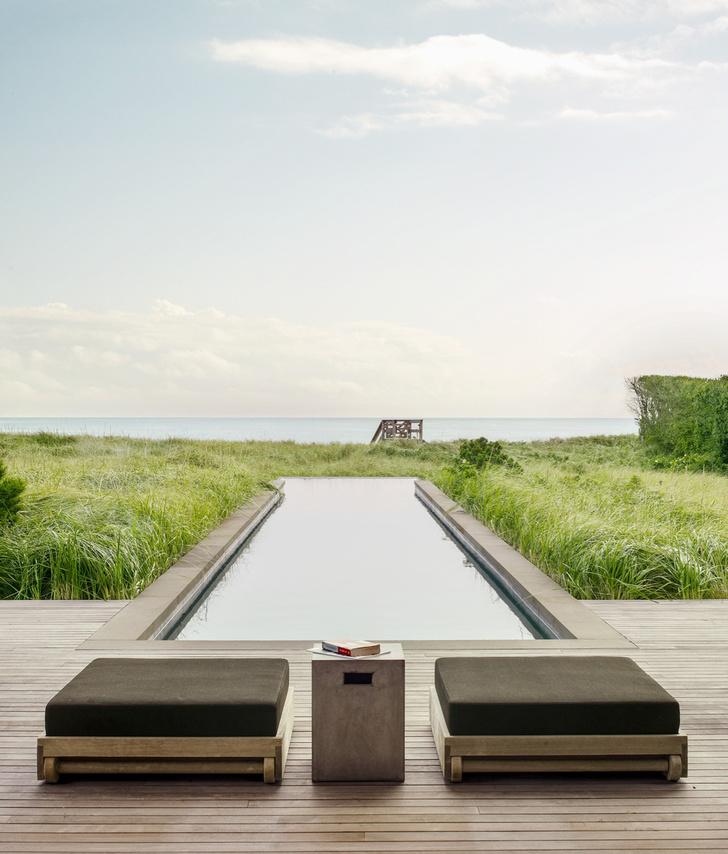 15 восхитительных проектов бассейнов для загородного дома (фото 4)