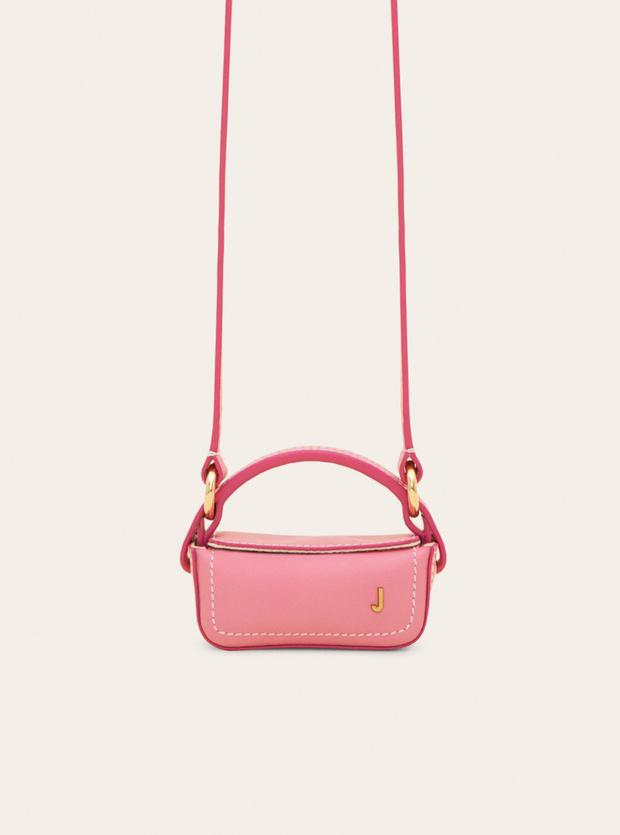 Pink winter: сумочка Jacquemus, которая станет идеальным подарком для Дня всех влюбленных (фото 2)