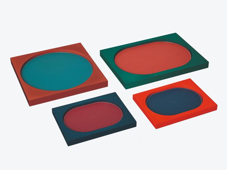 Геометрия цвета: коллекция Maison Hermès 2020 (фото 0)