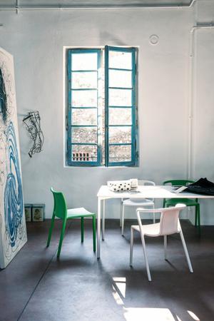 Новая коллекция уличной мебели Magis (фото 14.2)
