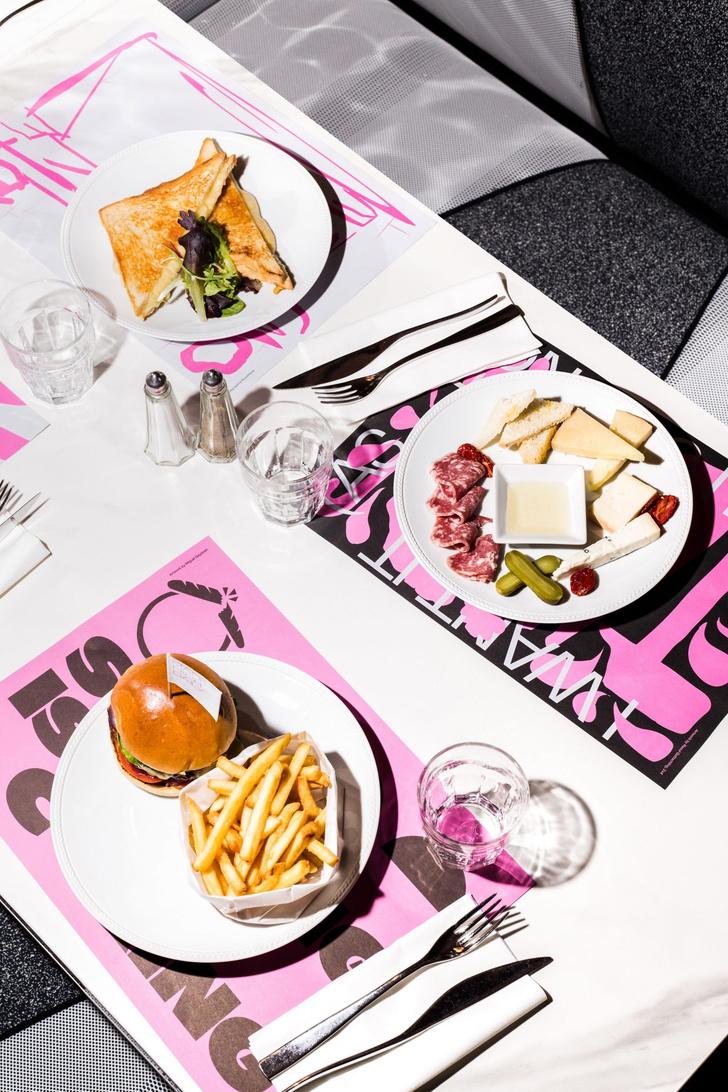 Американская закусочная Дэвида Роквелла в Милане (фото 6)