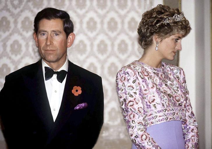 Принц Чарльз и принцесса Диана фото