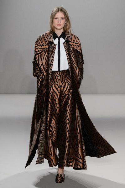 Неделя моды в Лондоне: 22 февраля | галерея [2] фото [19]