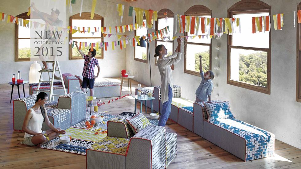 Дизайнеркие ковры GAN из австралийской и новозеландской шерсти