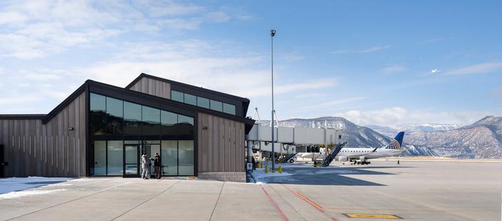Новый дизайн аэропорта в Колорадо (фото 2)