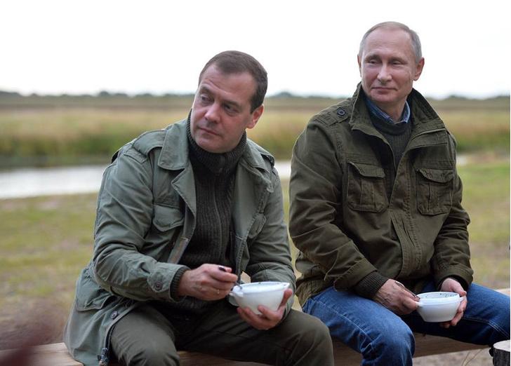 Под водой и в небе: коллекция впечатлений Владимира Путина фото [2]