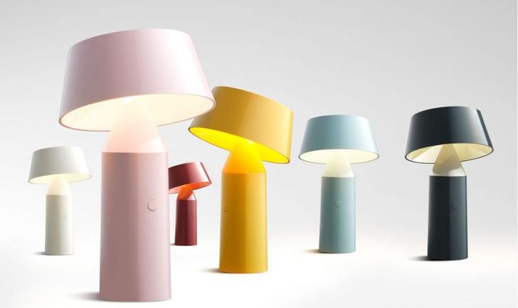 Все свое ношу с собой: портативные светильники для дома и сада (фото 6)