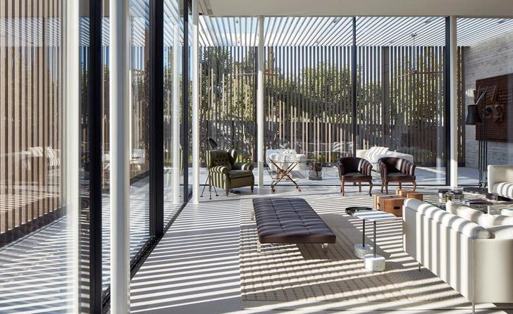 Дом по проекту Пьера Лиссони в Тель-Авиве (фото 4)