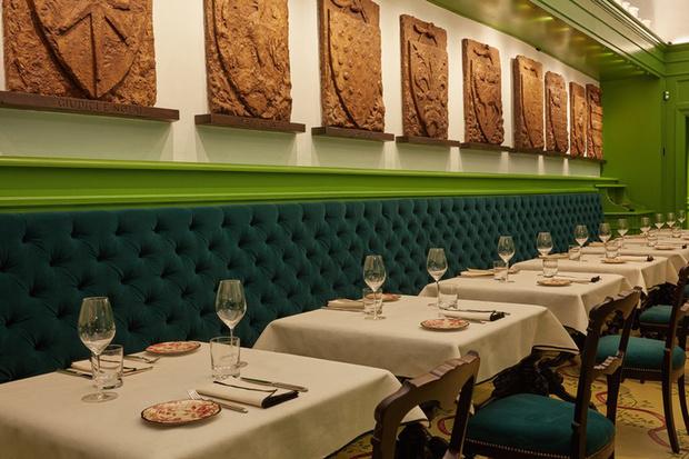Модный дом GUCCI открыл ресторан во Флоренции (фото 7)