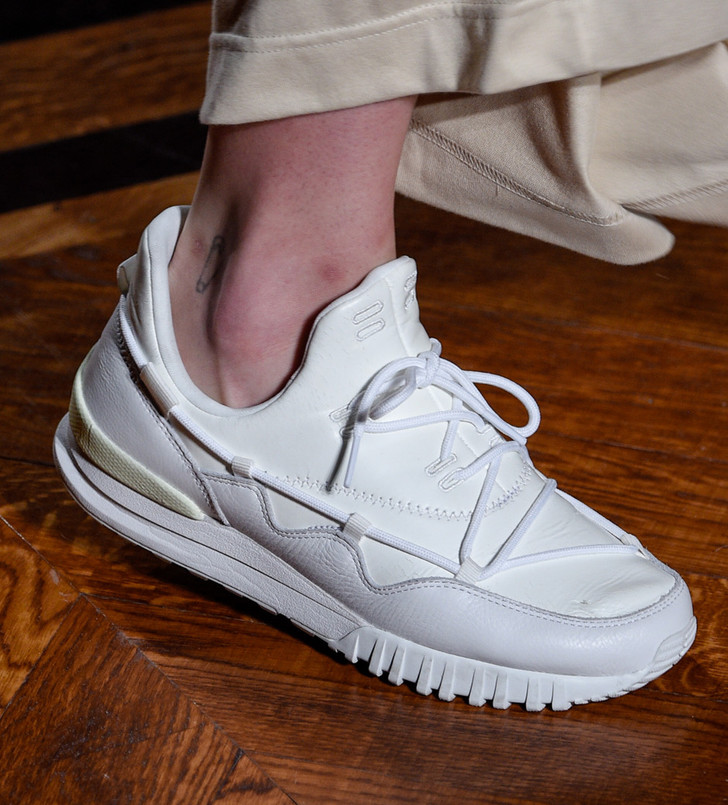 Обувь на Неделе моды в Париже, которую вы будете носить весной фото [9]