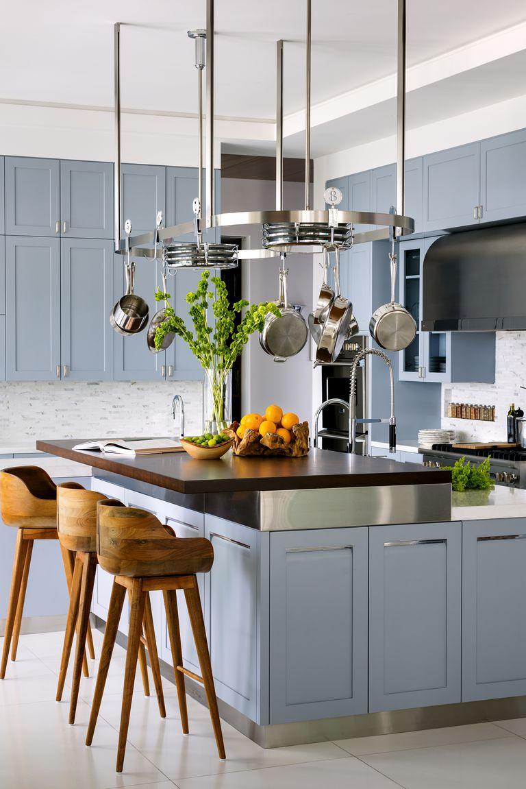 Барная стойка на кухне: 20 идей (галерея 0, фото 2)
