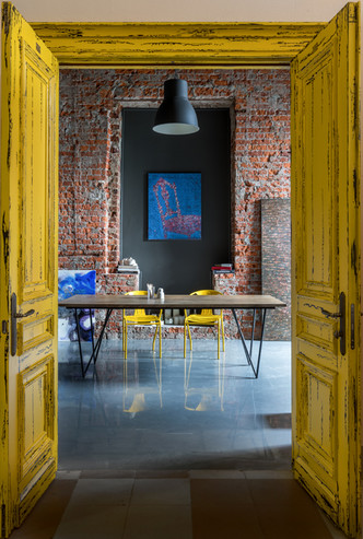 Мастерская в здании старого цеха (фото 2.1)