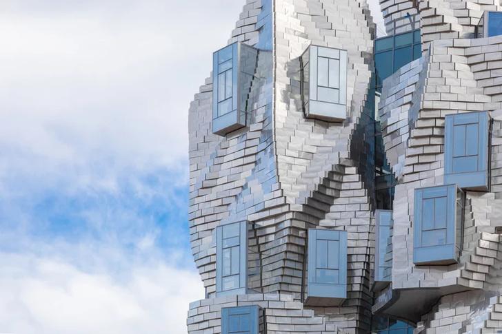 Башня LUMA по проекту Фрэнка Гери (фото 9)