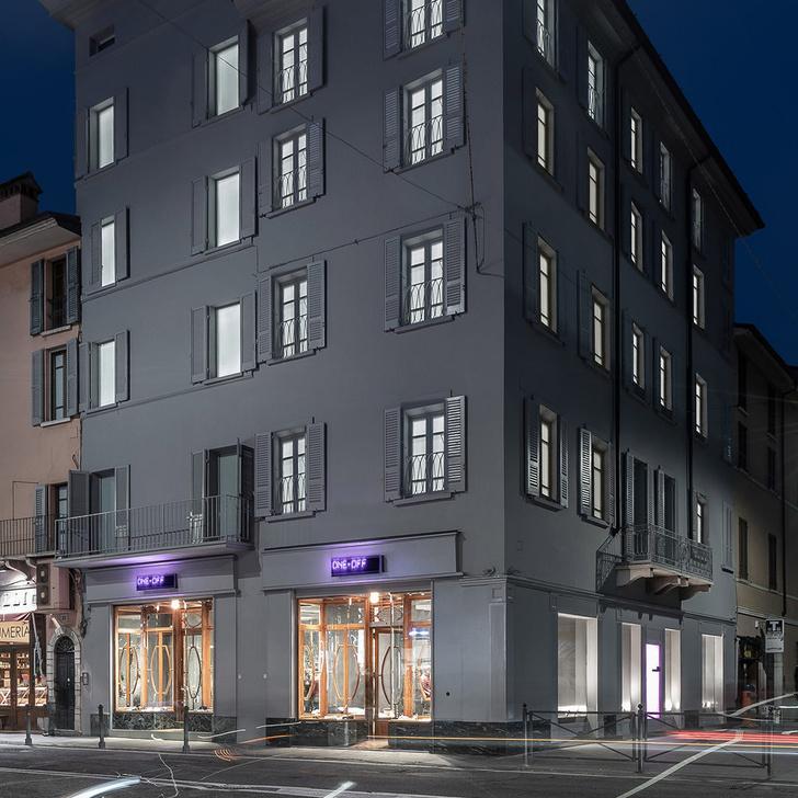 Модный бутик One-Off в Милане по дизайну Dimore Studio (фото 11)