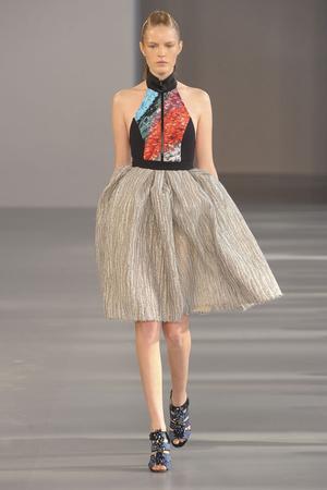 Показы мод Peter Pilotto Весна-лето 2012 | Подиум на ELLE - Подиум - фото 1941