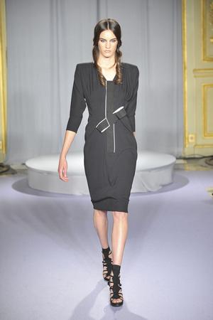 Показ Dominique Sirop коллекции сезона Осень-зима 2009-2010 года haute couture - www.elle.ru - Подиум - фото 87453