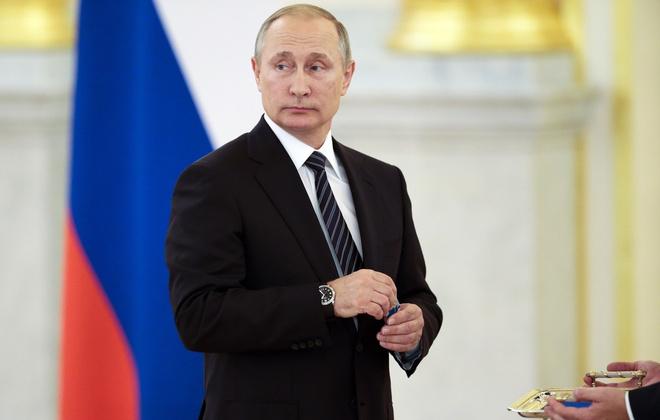Владимиру Путину - 66 лет: стиль президента в лучших фотографиях (фото 9)